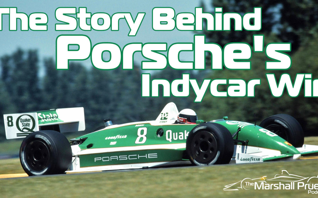 VIDEO: The Story Behind Porsche's IndyCar Win