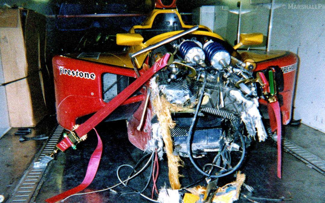 Davey Hamilton's Devastating Crash At 20