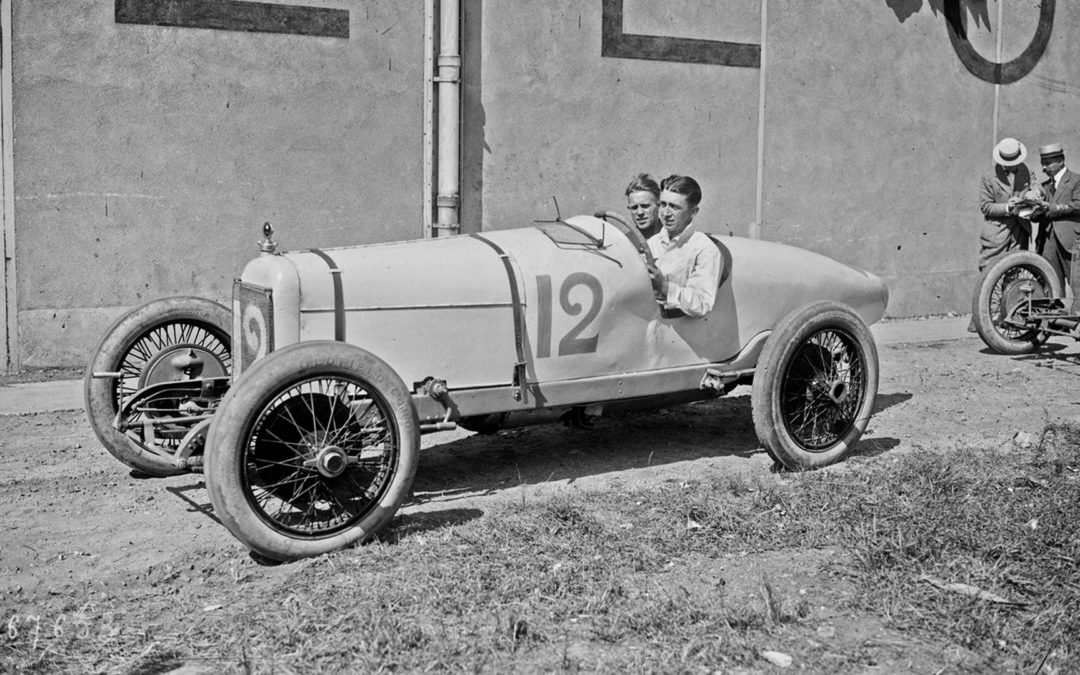 100 Years Since The first American Grand Prix Victory